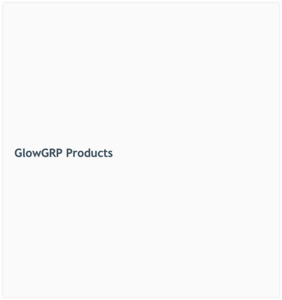 GlowGRP Products